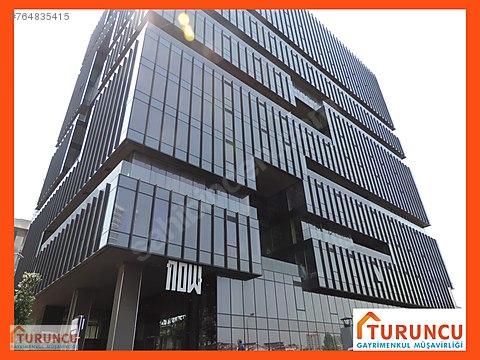 Şişli Now Bomonti Plaza'da KDV Avantajlı 84m² Kiralık...