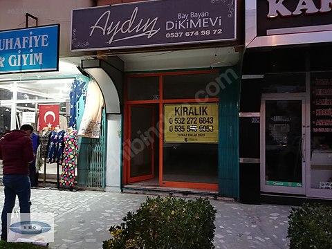 Rauf Denktaş Caddesi Üzeri Kiralık Dükkan 35 m2