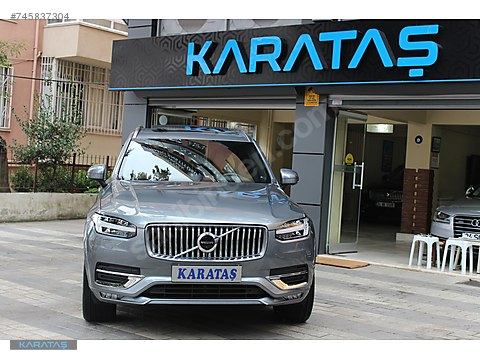 KARATAŞ' tan 2019 VOLVO XC90 2.0 B5 INSCRIPTION...