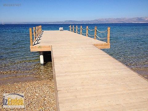 Tekke Plajına Sıfır Tesiste Dubleks Villa - Havuz...