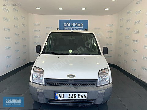 GÖLHİSAR'dan 2007 FORD TOURNEO CONNECT K210S 1.8...