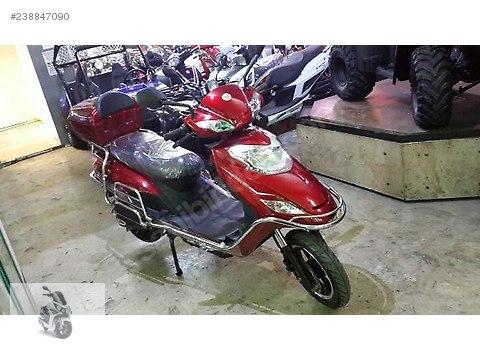 ELEKTRİKLİ MOTOSİKLETİN GOLD VİNG'İ SÜPER PERFORMANS 120 KM #238847090