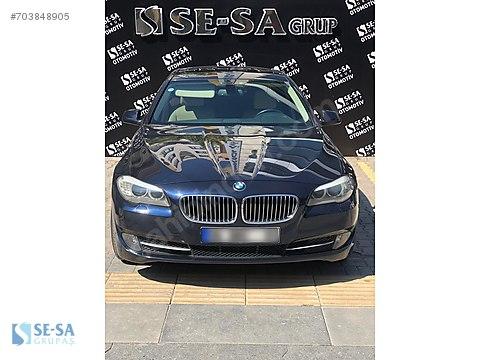 SE-SA GRUP'TAN HATASIZ 2011 BMW 520D COMFORT