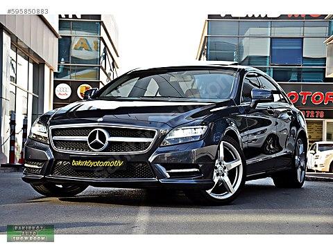 BAKIRKÖY'DEN 2012 MERCEDES-BENZ CLS 350 CDI ///AMG...