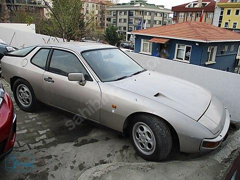 PEUGEOT AKTİF-İRİYIL 1985 PORSCHE 924 TURBO ÇEKME...