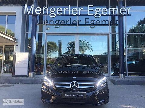 Mengerler Egemer - 2015 B 180 CDI AMG