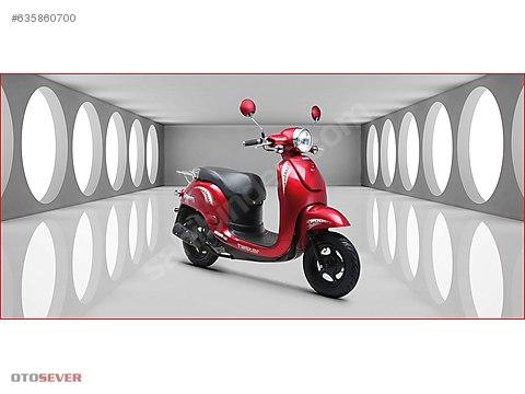 2018 MODEL KUBA TWISTER 50 www.otosever.com.tr