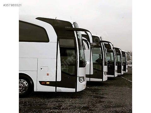 Antalya 46 Kişilik Kiralık Otobüs