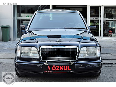 1995 MERCEDES E220 OTOMATİK VİTES HATASIZ - EMSALSİZ...