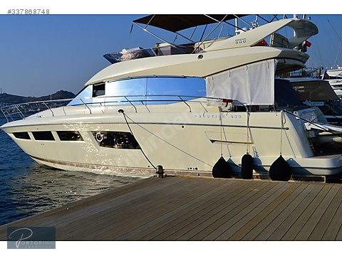 PORTOFINO YACHTING - 2014 MODEL PRESTIGE 500 FLY,...