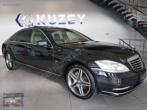 KUZEY GARAGE'DAN HATASIZ 2011 MODEL S 350 LONG...