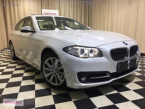 ÖZHAMURKAR-2014 BMW 5.25d XDRİVE COMFORT PREMİUM...