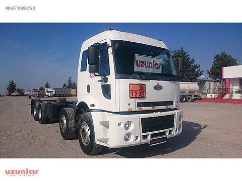 UZUNLAR'dan FORD CARGO 3230 C ŞASE 2005 MODEL