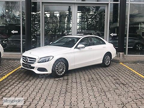Mercedes-Benz Certified-MENGERLER Ankara 2018Model...