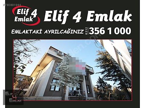 ELİF 4 EMLAK'TAN SİZE ÖZEL ULTRA LÜKS ÖZEL MİMARİ...