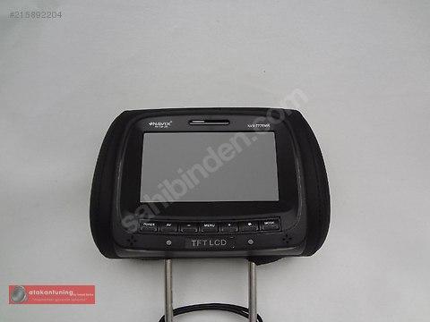 Navix NVX-777EMR Kafalıklı LCD Monitör #215892204
