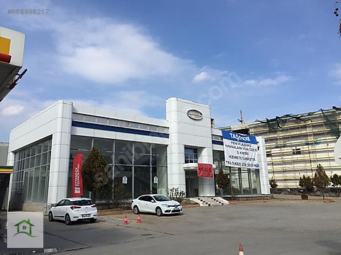 ÇEVRE YOLU ESKİ FORD BAYİSİ 3500 M2 KAPALI ALAN...