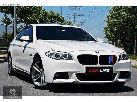 CARLİFE OTO DAN 2013 BMW 5.25 XDRİVE İÇ DIŞ M SPORT