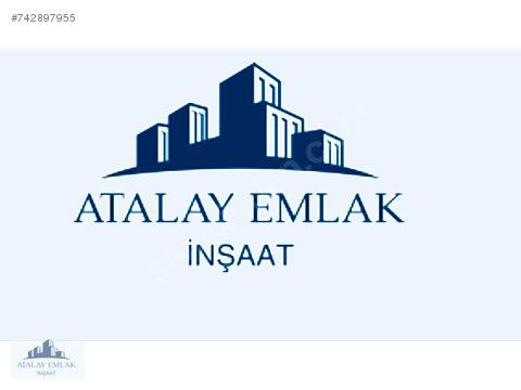 ATALAY EMLAK'TAN CUMA MAH. SATILIK 3+1 SIFIR DAİRELER!!