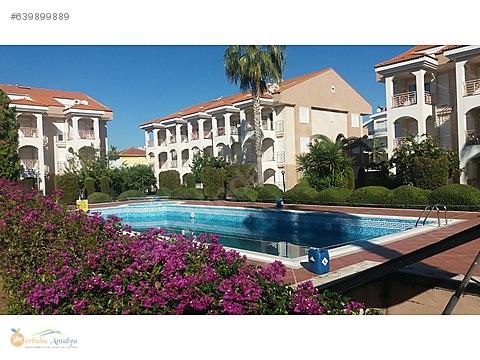 Antalya Side Kemer Mah. Sitede Acil Satılık Eşyalı...