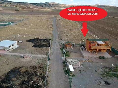 Ankara bala beynamda 1000 m2 elektrik su icinde...