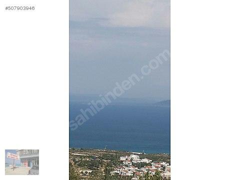 mordoganda deniz manzarali yazlık arsalari r