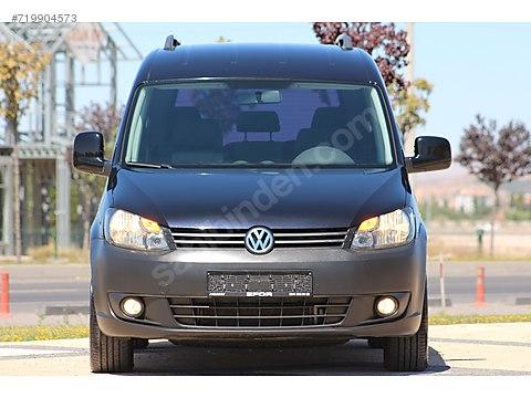 HATASIZ 2011 VW CADDY 1.6TDI TRENDLINE 79 BİN KM`DE...
