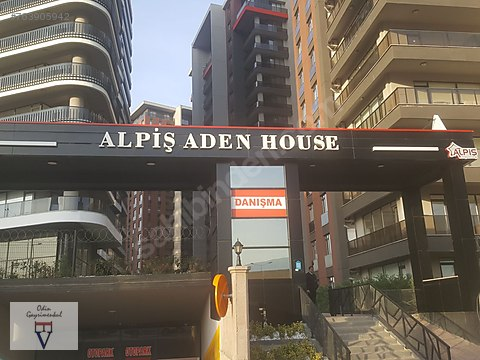Alpiş Aden House'da Satılık 3+1 Daire