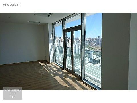 Ataşehir Sarphan Kiralık Ofis 90m2 - OFFICE FOR...