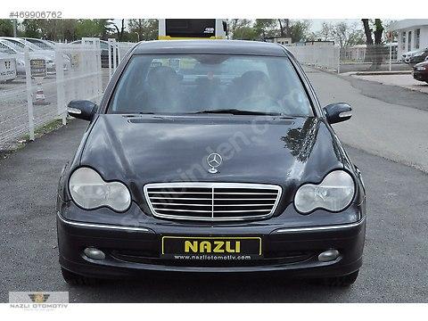 MERCEDES C200 (senetle taksitlendirme...