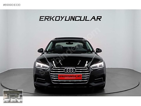2018 0'KM A5 COUPE 1.4 SPORT DELUXE PACK+PRESTİGE...