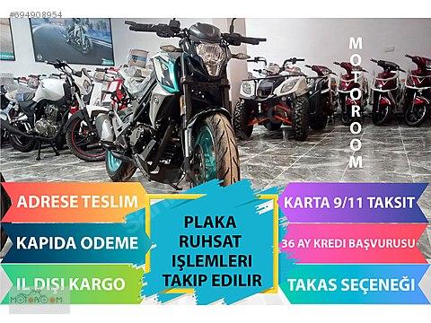 CF MOTO 150NK -KARTA 9 TAKSİT -NAKİTE ÖZEL İNDİRİM