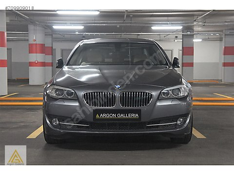 ARGON's 2013 BMW 5.20d 118.000 KM BAYİ, VAKUM,...