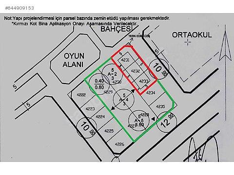 PAŞAKÖY'DE 650 m2 Parsel , ALTYAPILARI HAZIR-GELİŞİM...