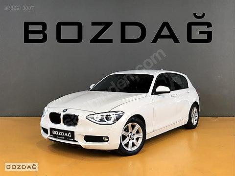 BOZDAĞ'dan 2014 DIZEL 76.000 KMDE BMW 1.16D ED