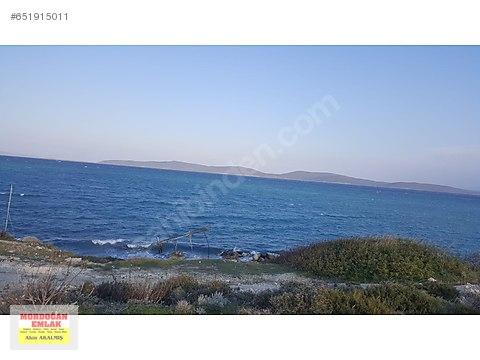 mordoğan emlak tan denize 20 metre turizm ve ticari...