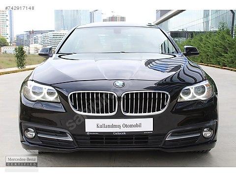 GELECEK İSTANBUL-2015 - BMW 5.20 İ Premium