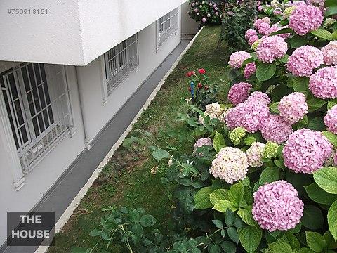 The House'dan İstanbulevlerin'de 4+1, bahçe katı,...