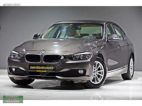 BAKIRKÖY'DEN 2012 BORUSAN BMW 320D 184HP STANDART