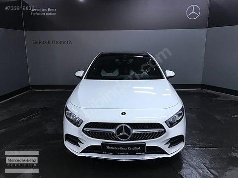 Mercedes-Benz Certified GELECEK Diyarbakır- 2018...
