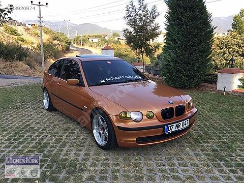 TEMİZ BMW 3.16 Tİ COMPACT
