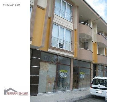 SERKAN'dan,Yeni Sıfır Binada,  Salı Pazarında, Yatırımlık Dükkan #182924639