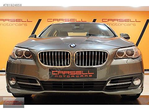 CARSELL BAYİ ÇIKIŞLI 2015 BMW 520İ COMFORT 71.000...
