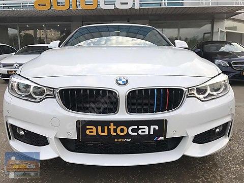 AUTOCAR 2016 BMW 420d Cabrio M Sport Airscarf/keylesgo