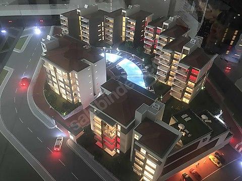 Kuşadası merkezde projede satılık daireler