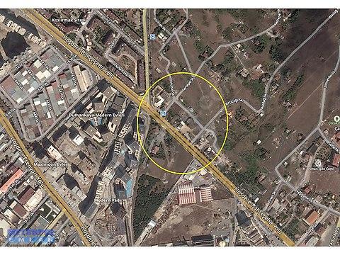 Bahçeşehir Boğazköy Hadımköy yolunda caddeye cepheli...