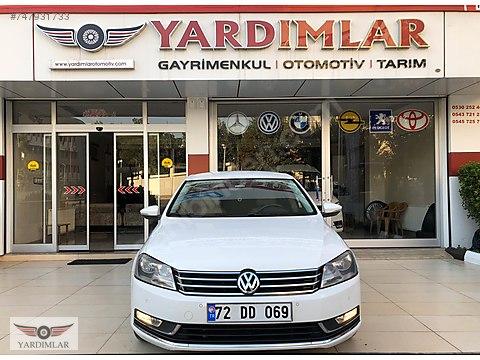 2013 MODEL+HATASIZ+VW PASSAT 1.6TDİ COMFORTLİNE+İÇİ...