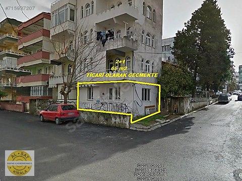 Bülent ATEŞCİ'den 373 Sokakta Konut+Ticari 2+1...