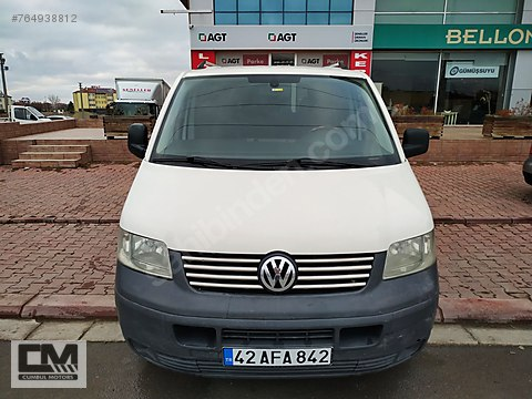 2009 MODEL 1.9 TDİ CİTY VAN 105'LİK