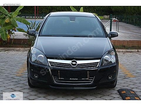 2008 Opel Astra 1.3 CDTI Cosmo Easytronic 90HP